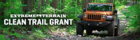 Clean Trail Grant Program
